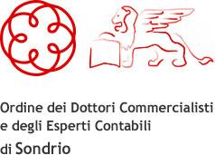Logo Ordine dei Dottori Commercialisti ed Esperti Contabili di Sondrio